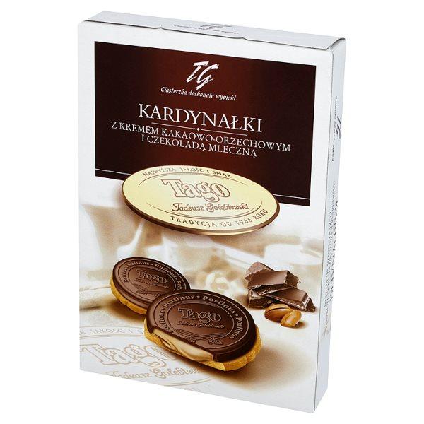 Kardynałki kakaowo-orzechowe