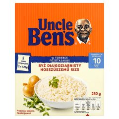 Ryż uncle Ben's długoziarnisty