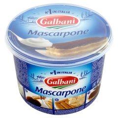 Galbani Mascarpone Ser śmietankowo-kremowy 500 g