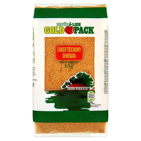 Cukier trzcinowy Gold Pack