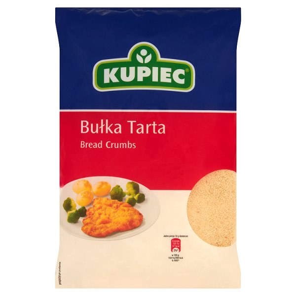 Bułka tarta Kupiec