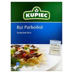 Kupiec Ryż parboiled 400 g (4 torebki)