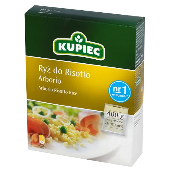 Ryż Kupiec do Risotto Arborio
