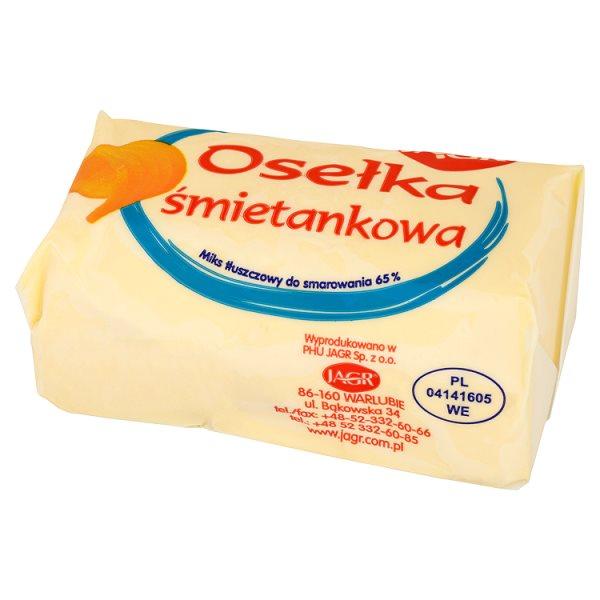 Masło Osełka śmietankowa