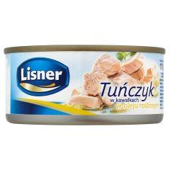 Tuńczyk Lisner w oleju