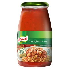 Sos Knorr spaghetti toscana