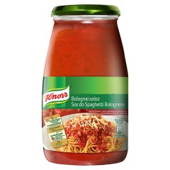 Sos Knorr spaghetti bolognese