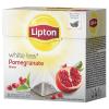 Herbata Lipton biała aromatyzowana granat 20*1,5g