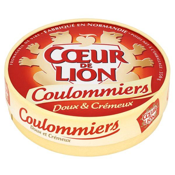 Coulommiers coeur de lion