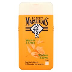 Le Petit Marseillais żel pod prysznic werbena cytryna