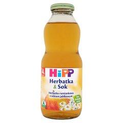 Herbatka rumiankowa HiPP z sokiem jabłkowym
