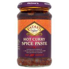 Pasta Patak's Indyjska curry bardzo pikantna