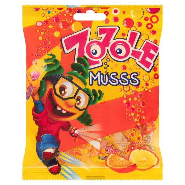 Cukierki Zozole cytrynowe i pomarańczowe