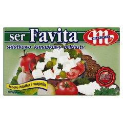 Ser Favita półtłusty