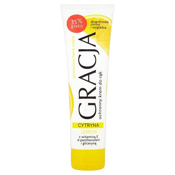 Krem do rąk Gracja odmładzający cytrynowy
