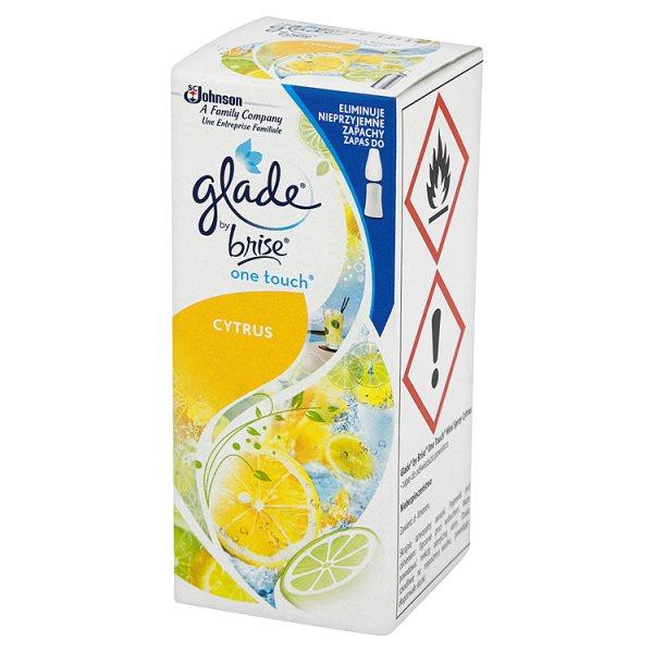 Odświeżacz Brise Mini Spray Citrus zapas