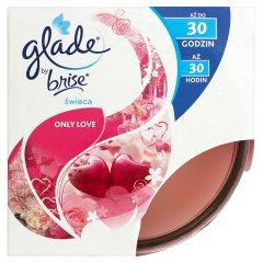 Świeca Glade Brise Zapachowa Only Love