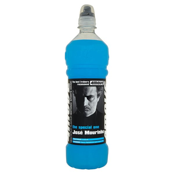 4Move Multifruit Sportowy jagodowy napój izotoniczny
