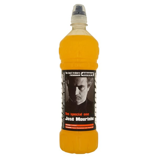 4Move Orange napój izotoniczny