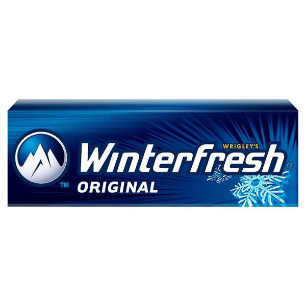 Guma Winterfresh Original 10 drażetek