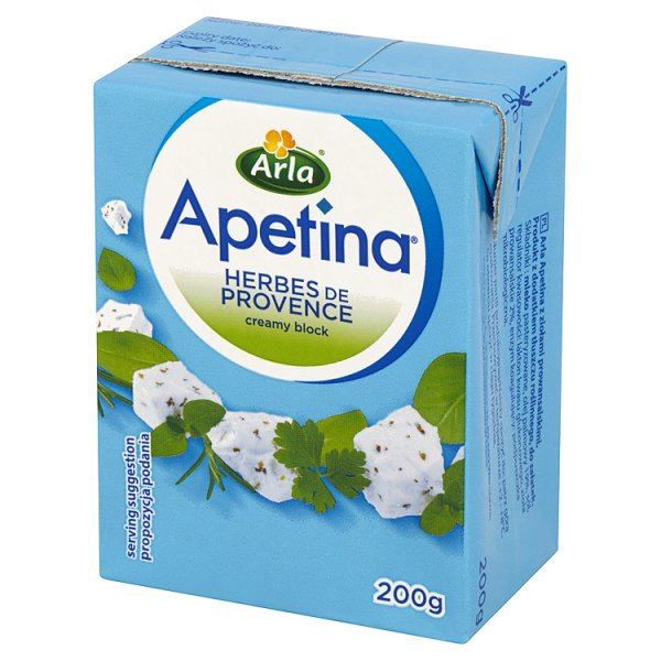 Ser Arla Apetina z ziołami prowansalskimi