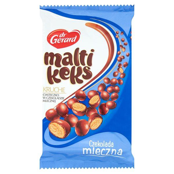 Ciasteczka Maltikeks Milk Choco