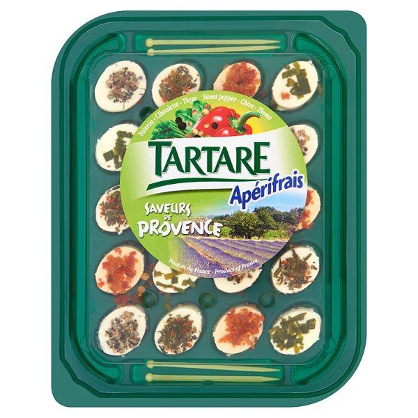 Tartare Apérifrais Koreczki twarogowe smak prowansalski 100 g
