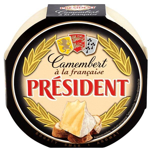 Ser Camembert Aromatique Président