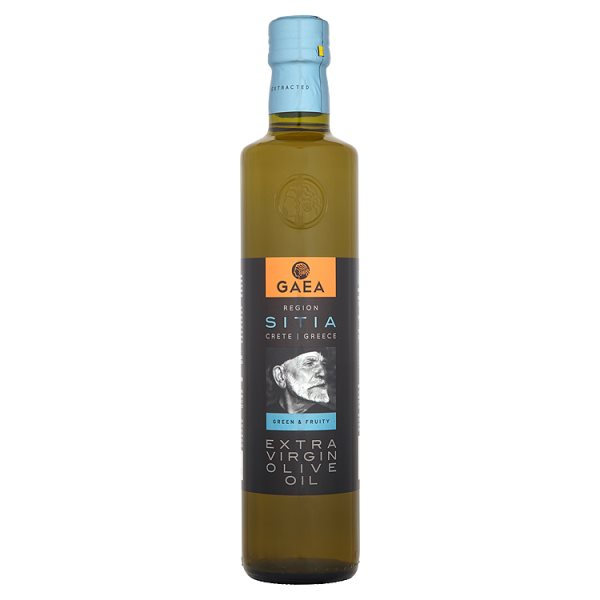 Oliwa z oliwek extra virgin Gaea