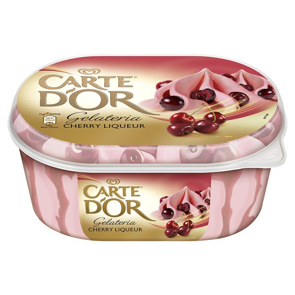 Lody carte d'or cherry liqueur