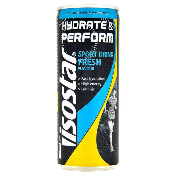 Isostar Hydrate & Perform Napój smak grejpfrutowy 250 ml