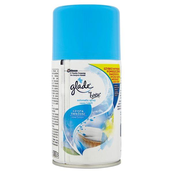 Glade by Brise automatic spray Czysta Świeżość zapas