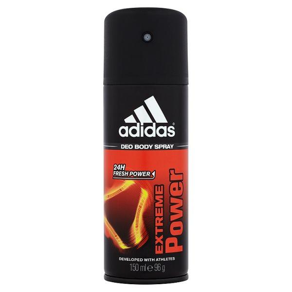 Adidas deo spray extreme power