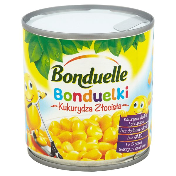 Kukurydza Bonduelki złocista