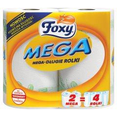 Ręcznik foxy Mega /2rolki