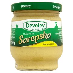 Musztarda sarepska Develey