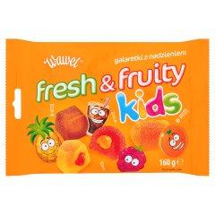 Galaretki Wawel Fresh&Fruity Kids z nadzieniem
