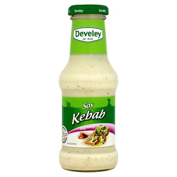 Sos Develey Kebab łagodny