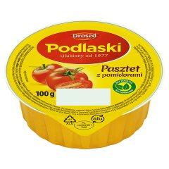 Pasztet Podlaski z pomidorami Drosed