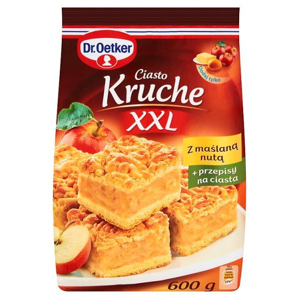 Ciasto Kruche Xxl Dr Oetker 1 Szt 1 Szt Dr Oetker Supermarket