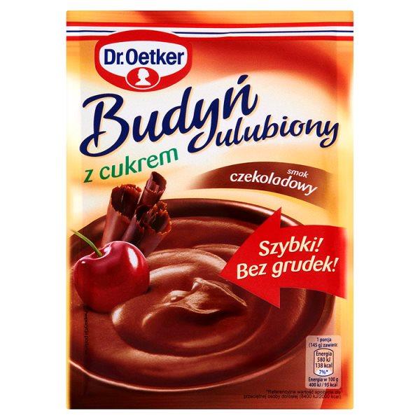 Budyń Dr.oetker czekoladowy