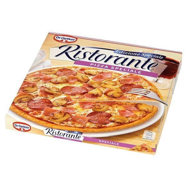 Pizza Ristorante speciale