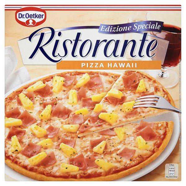 Dr. Oetker Ristorante Edizione Speciale Pizza Hawaii 340 g