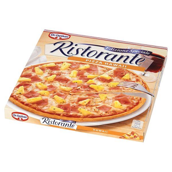 Pizza Ristorante hawaii