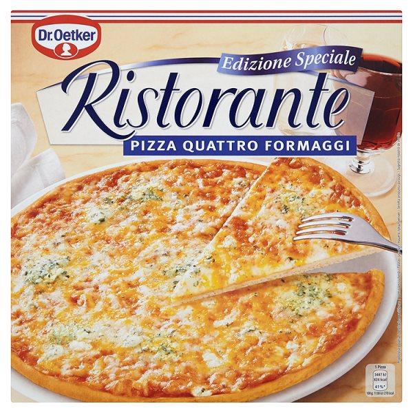 Dr. Oetker Ristorante Edizione Speciale Pizza Quattro Formaggi 305 g