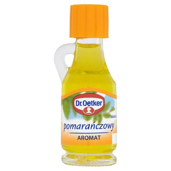 Aromat Dr.oetker pomarańczowy