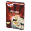 Dekoracje motylki z czekolady białej i mlecznej
