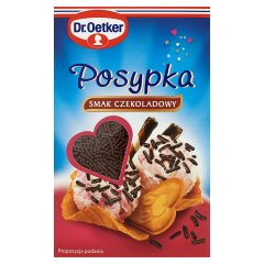 Posypka Dr.Oetker czekoladowa