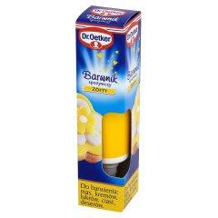 Barwnik spożywczy żółty dr.oetker