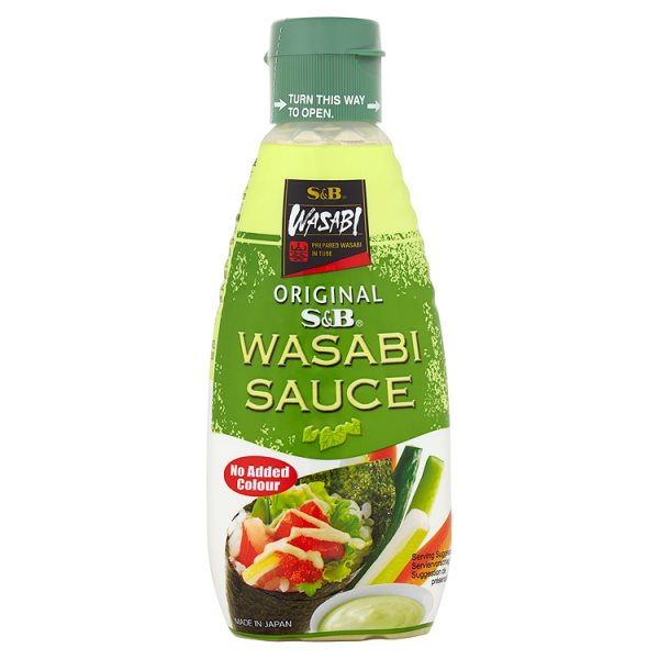 Sos do wasabi s&b
